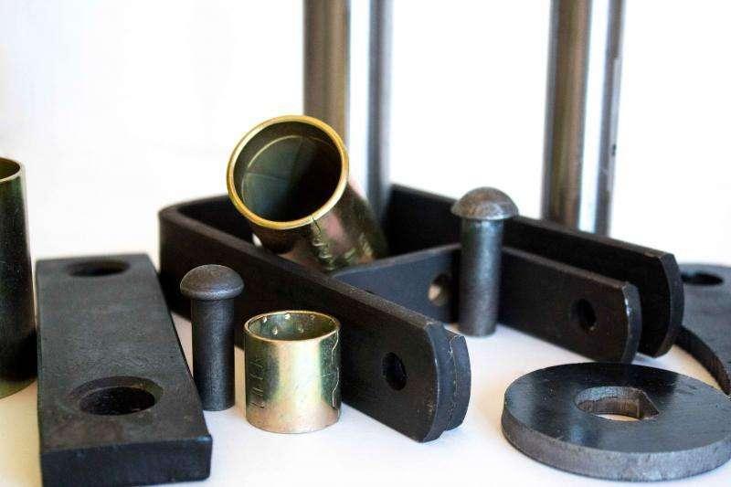 Industria de auto peças linha pesada